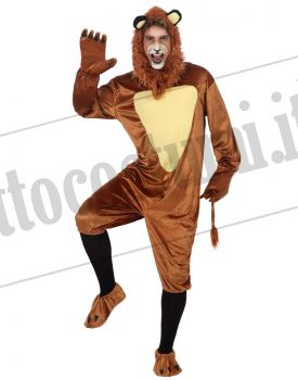 Costume da leone