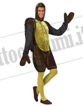 Costume uomo tartaruga