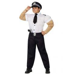 Costume POLIZIOTTO MUSCOLOSO