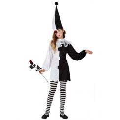 Costume PIERROT BAMBINA