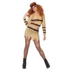 Costume MANIAC GIRL