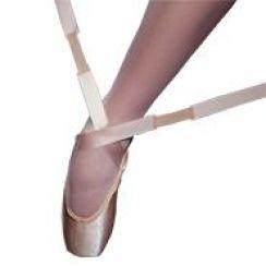 Nastri con elastico per punte Bunheads FLEXERS