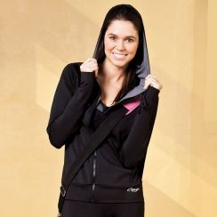 Capezio HOODED JACKET