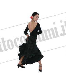 Gonna da Flamenco Capezio