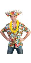 Camicia Hawaiana PARADISO HAWAIAN