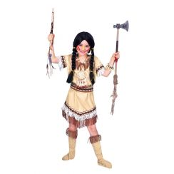 Costume indiana SIOUX bambina