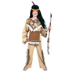 Costume indiano SIOUX bambino