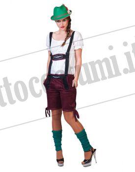Costume TIROL EMMA SHORTS