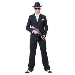 Costume spietato GANGSTER uomo