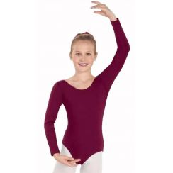 Body manica lunga bambina