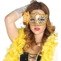 Maschera leopardata