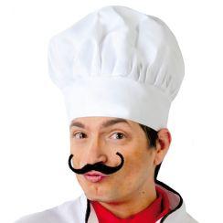 Cappello bianco CUOCO