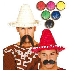 Sombrero MEXICANO 33 cm