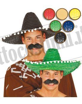 Sombrero MEXICANO 51 cm