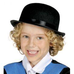 Cappello BOMBETTA nera Bambino