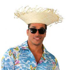 Cappello SPAVENTAPASSERI in paglia