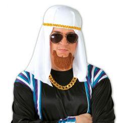 Copricapo arabo in tela