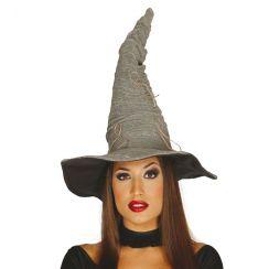 Cappello grigio strega