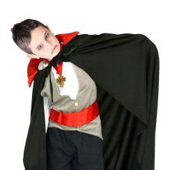 Mantello vampiro bambino cm 90