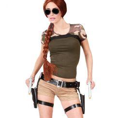 Doppia FONDINA con pistole
