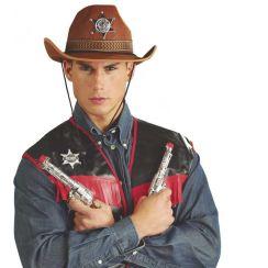 Set con 2 pistole COWBOY