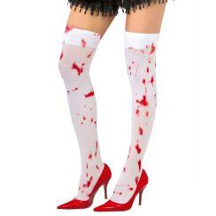 Parigine macchiate di sangue