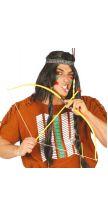 Arco indiano con frecce 70 cm