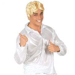 Camicia DISCO argento