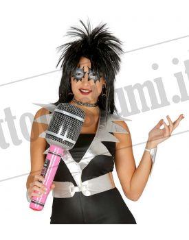Microfono gonfiabile 50 cm