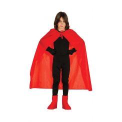 Mantello rosso 100 cm