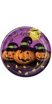 PIATTI carta halloween