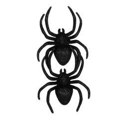 Confezione da 2 ragni di 12,5 cm