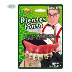 Denti termoplastici con APPARECCHIO