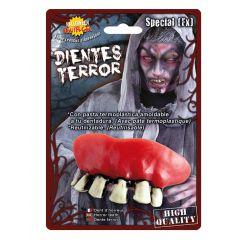 Denti TERMOPLASTICI mostruosi