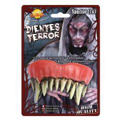 Denti TERMOPLASTICI terrificanti