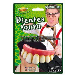 Denti termoplastici con TARTARO