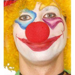 Naso rosso clown