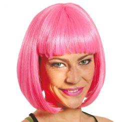 Parrucca MELENA rosa