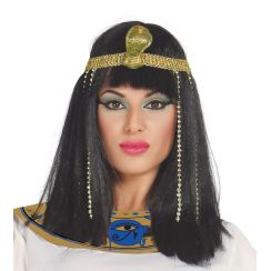 Parrucca EGIZIANA con FASCIA
