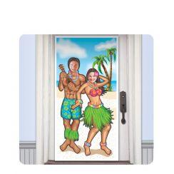 Poster soggetti hawaiani cm 75 x 150