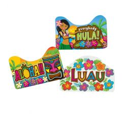 Cartello decorativo HAWAII 50 X 33 cm
