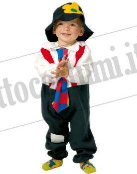 Costume piccolo CLOWN