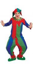 Costume BUFFONE adulto