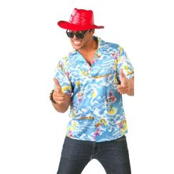Camicia HAWAIANA TURISTA