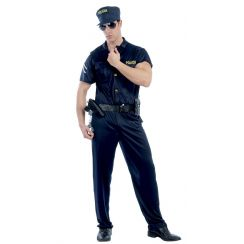 Costume AGENTE DI POLIZIA