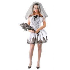 Costume SPOSA CADAVERE