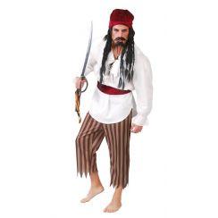 Costume CORSARO adulto