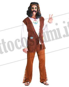 Costume Costume Flower Uomo Flower Flower Uomo Hippie Costume Hippie Hippie CtdQsrh