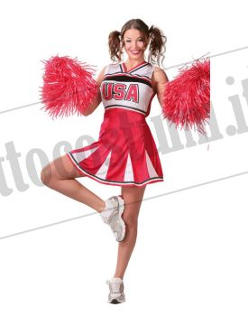 1ff6713dd4058 Costume CHEERLEADER