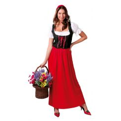 Costume CONTADINELLA e0d5a66cb42